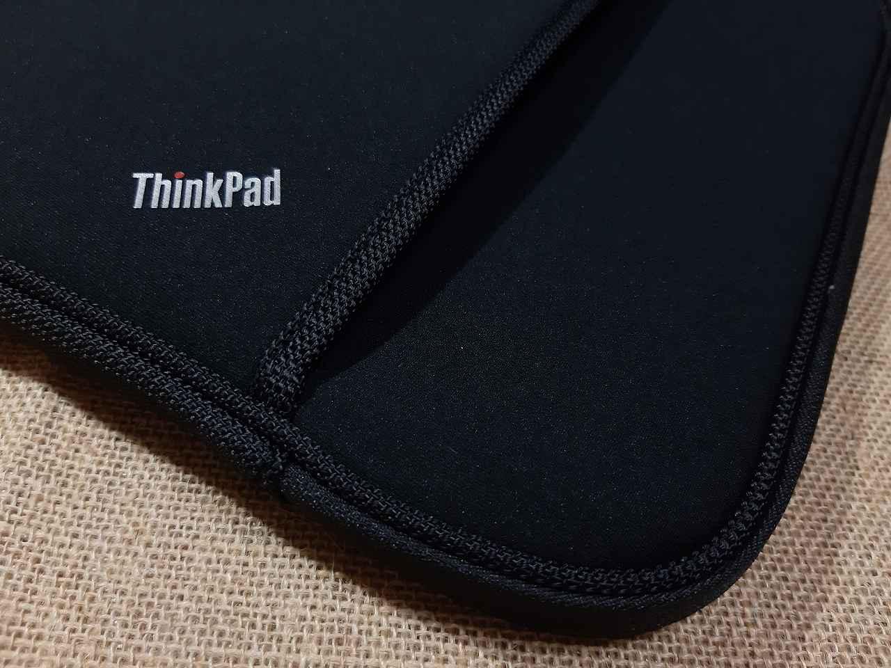 ThinkPad 14インチ スリーブケース